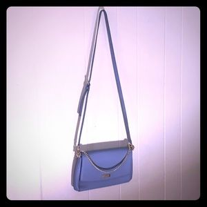 Kate Spade Baby Blue Leather Cross Body